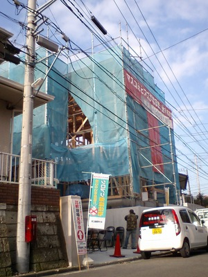 横須賀市見学会→横須賀市お宅訪問→横須賀市お宅訪問2