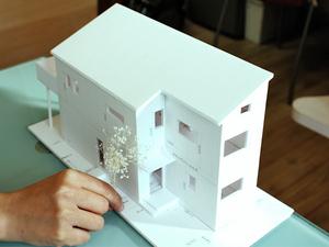 葉山町に家を建てるLA様!