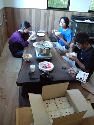 続☆ソフト麺!!