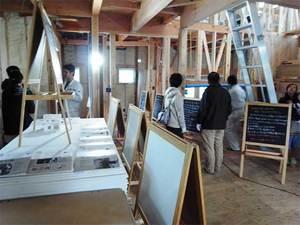 Grande casa(グランデ・カーサ)無垢材で建てるフレーム見学会終了!