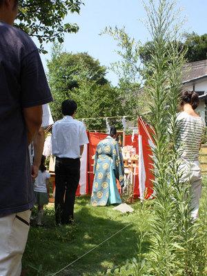 鎌倉市浄妙寺|地鎮祭☆