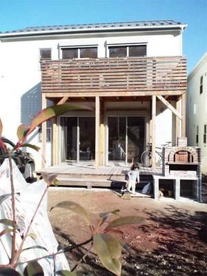 葉山に建てたナチュラルなエコハウスが取材を受けました!