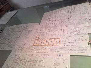 横須賀市小原台|施主施工のウッドデッキを造作する!