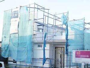 横浜市港南区港南台|自然素材の家も完成間近になってきました!