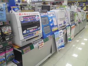 食洗機はビルトインか、それとも外部家電の食洗機?
