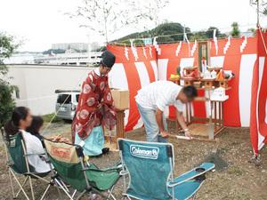 横浜市戸塚区|地鎮祭☆