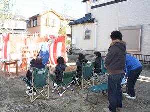 横須賀市ハイランドにて地鎮祭☆