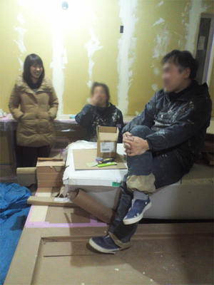 3月完成見学会予告!横須賀市長沢にて