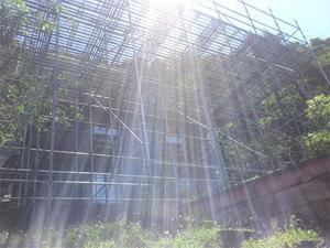 葉山町下山口海見えプロジェクト壁•窓の配置確認!