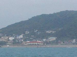 葉山町海見えの土地は、果たして海から見えるのか?