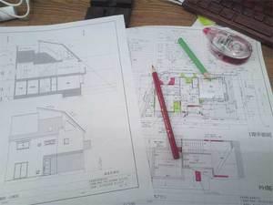 葉山町堀内に家を建てる!海見えの家造り