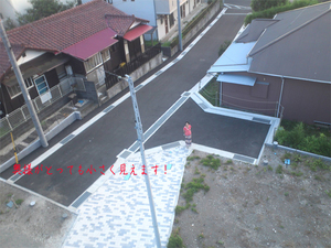 葉山町堀内に建てる注文住宅|景観確認の巻!
