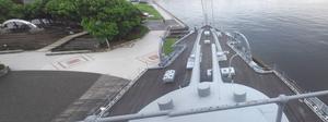 横須賀市にある戦艦三笠|地元でありながら初体験!