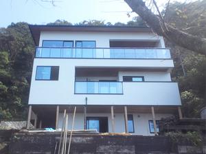 葉山町下山口『Success Ai,s Residence』の現場に行って来ました!