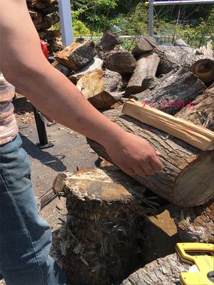薪ストーブの燃料になる薪を造る!|薪造りを地元建築設計事務所+工務店が公開!