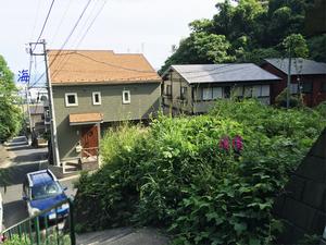 横須賀市長瀬|海見え南ひな壇の家造りプロジェクトスタート!!