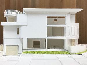 逗子市桜山|プライムアベニュー逗子海岸Ⅲ№9区画プロジェクト3Fバルコニー部の設計変更後