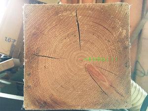 木の家|木割れの音や反り縮みのお話。