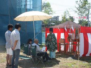 逗子市桜山4、5区画|地鎮祭☆