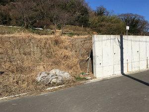 葉山町下山口|完成宅地に見える土地は果たして買いの物件なのか?