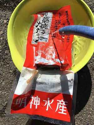 季節外れでも食べたくなるカツオのタタキ|明神水産の一本釣り藁焼き鰹たたき☆