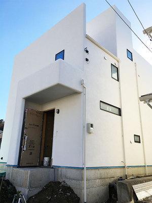 横須賀市野比の自然素材の珪藻土塗り|気合だけでやり切る事が出来るのか?
