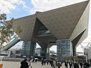 日本経済新聞社メッセ 街づくり・店づくり総合展の展示会 「建築・建材展」に行って来ました!