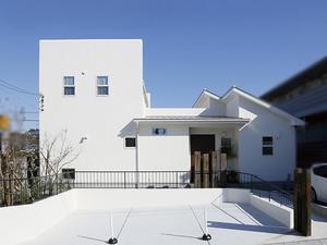横須賀市長沢プロジェクト|家の外観はどう決める?