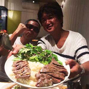 横須賀市芦名にある焼肉食堂げんこつ屋さん☆