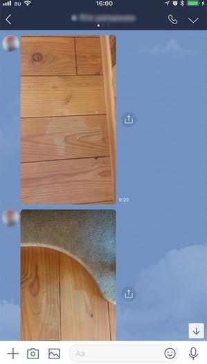 自然素材の針葉樹無垢床板(フローリング)|室内犬を飼う時の対処方法