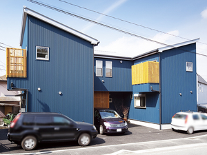 家の建て替え|広い道路に接する土地は振動や騒音の対策を