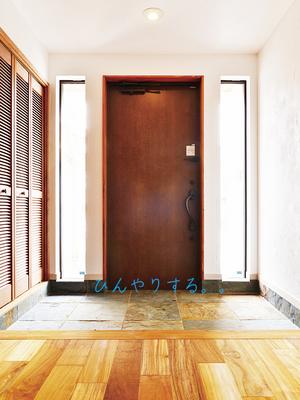注文住宅の顔となる玄関ドア|無垢材のドアを取るか?それとも断熱性能を取るか?