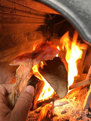 薪ストーブで遊ぶ!美味しいおやつや酒の肴の作り方