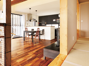 中尾建築工房オリジナル巾木|ステルス巾木の寸法検討