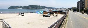 湘南の夏の風物詩|各地の海は海開きの雰囲気です。
