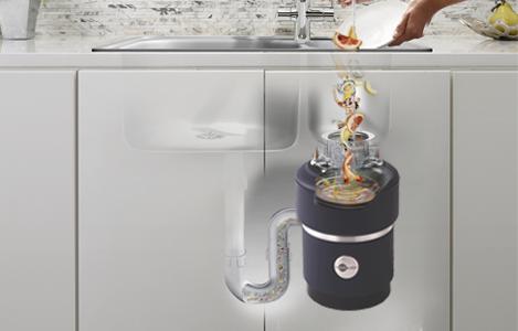 便利なキッチン家電製品|ディスポーザーの解説