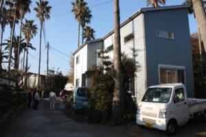 三浦市初声町|南国を感じる家『Palm trees』年末の御引き渡し☆