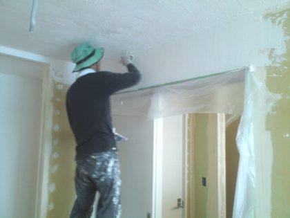 自然素材の珪藻土で注文住宅の壁を塗る|壁塗り施主施工ライブ実況中継☆