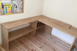 セルフビルドで書斎のデスクを造りたい!葉山町堀内『のんべんだらりの家』Part3