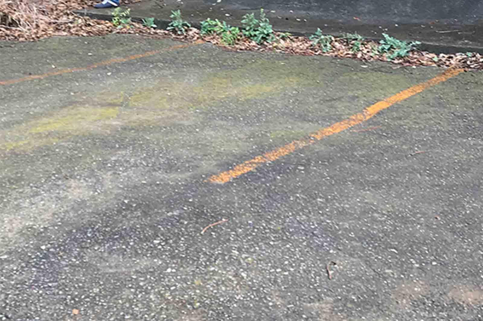 もともとが駐車場だった