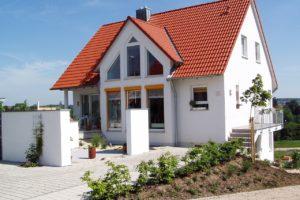 快適な家づくりには外観や外構のデザインが必要です。