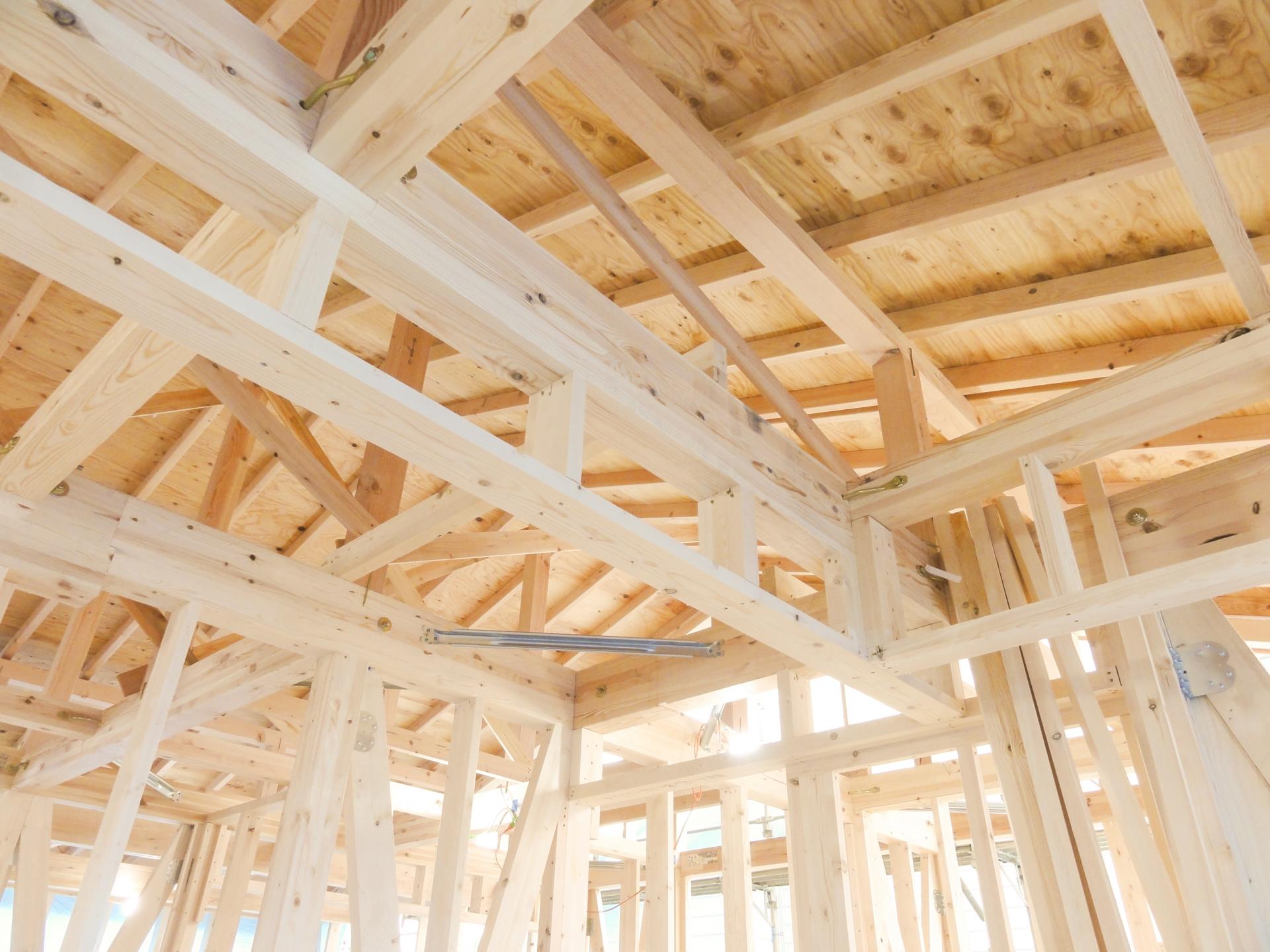 国内で建てられている木造の家の種類