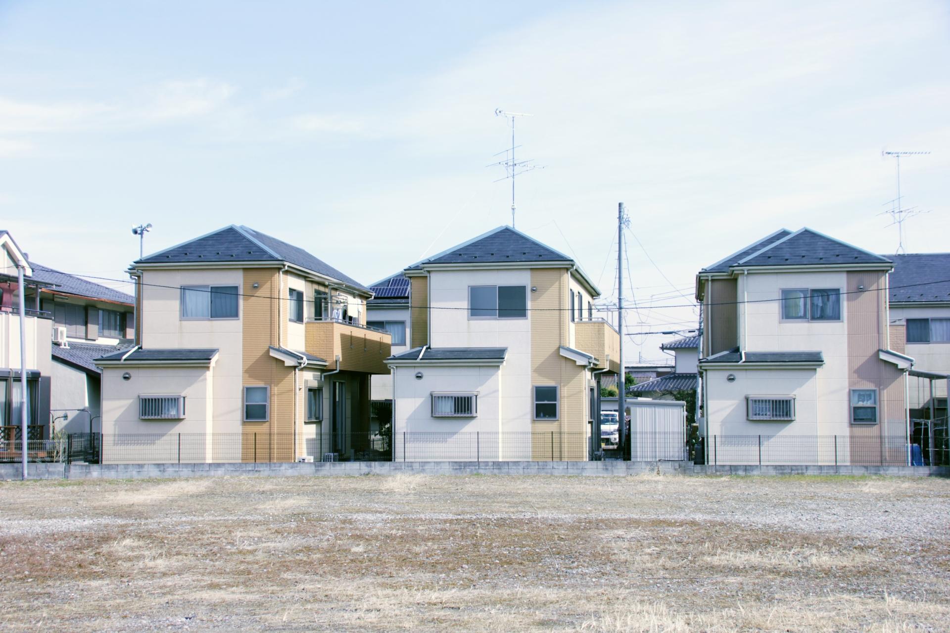 建売住宅業者が建てる自然素材の家