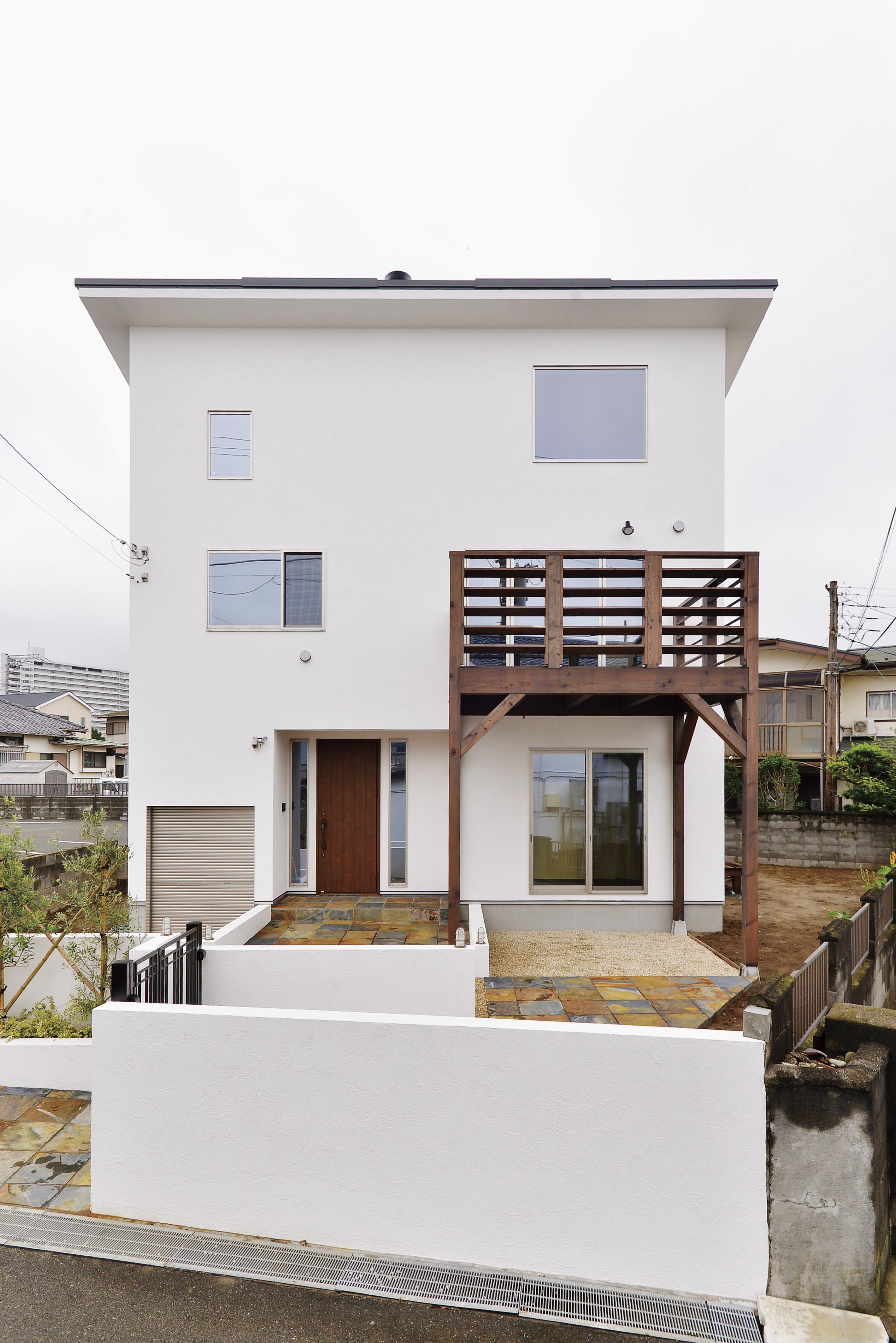 三浦市に建つ SEA LIFE(別邸)にお連れ致します