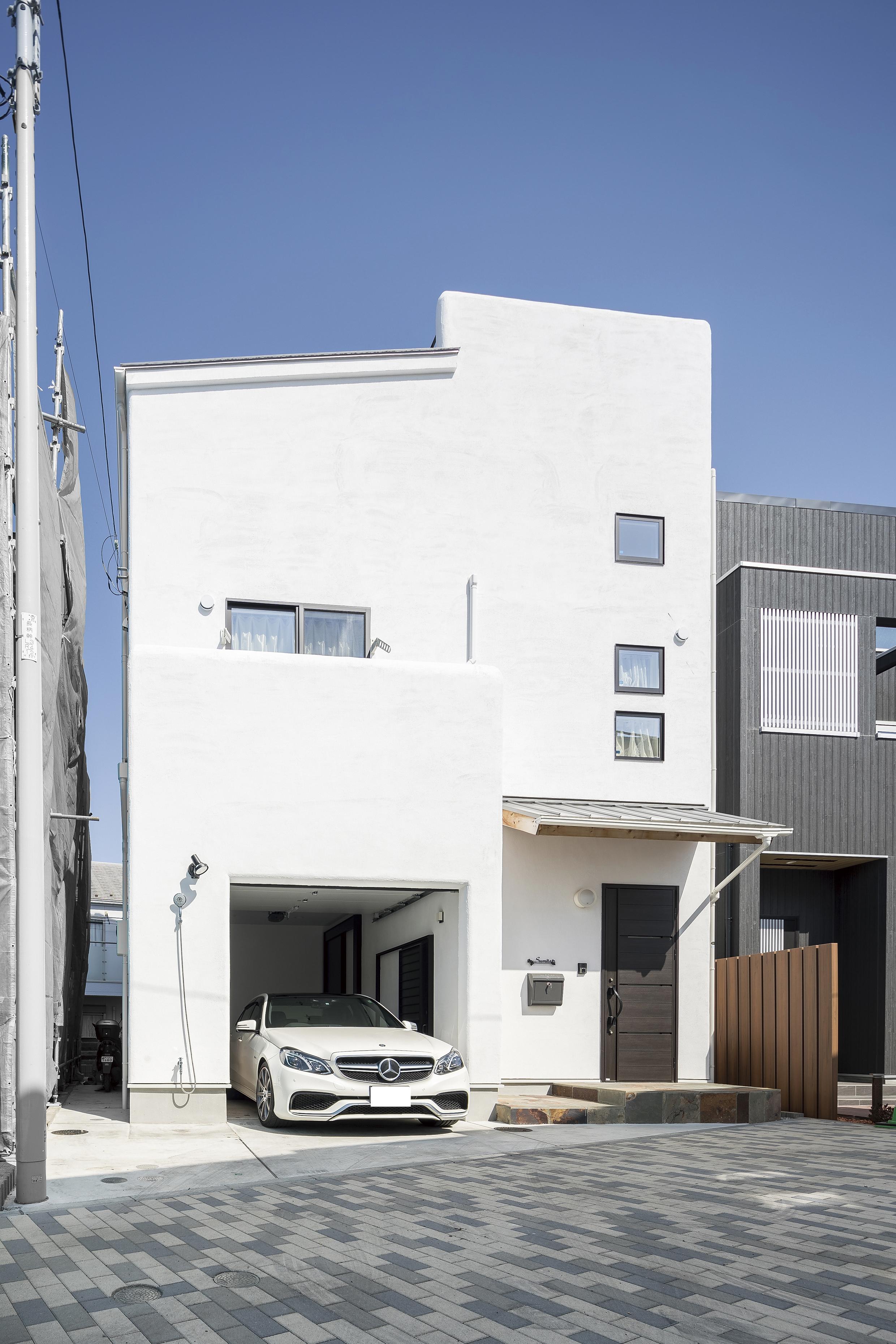 ビルトインガレージの家を建てる〜ガレージで失敗や後悔しない基礎知識9選〜