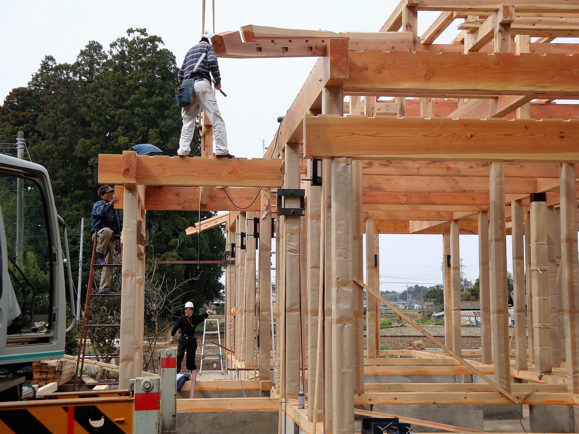 家を建てるなら在来工法の木の家を建てよう