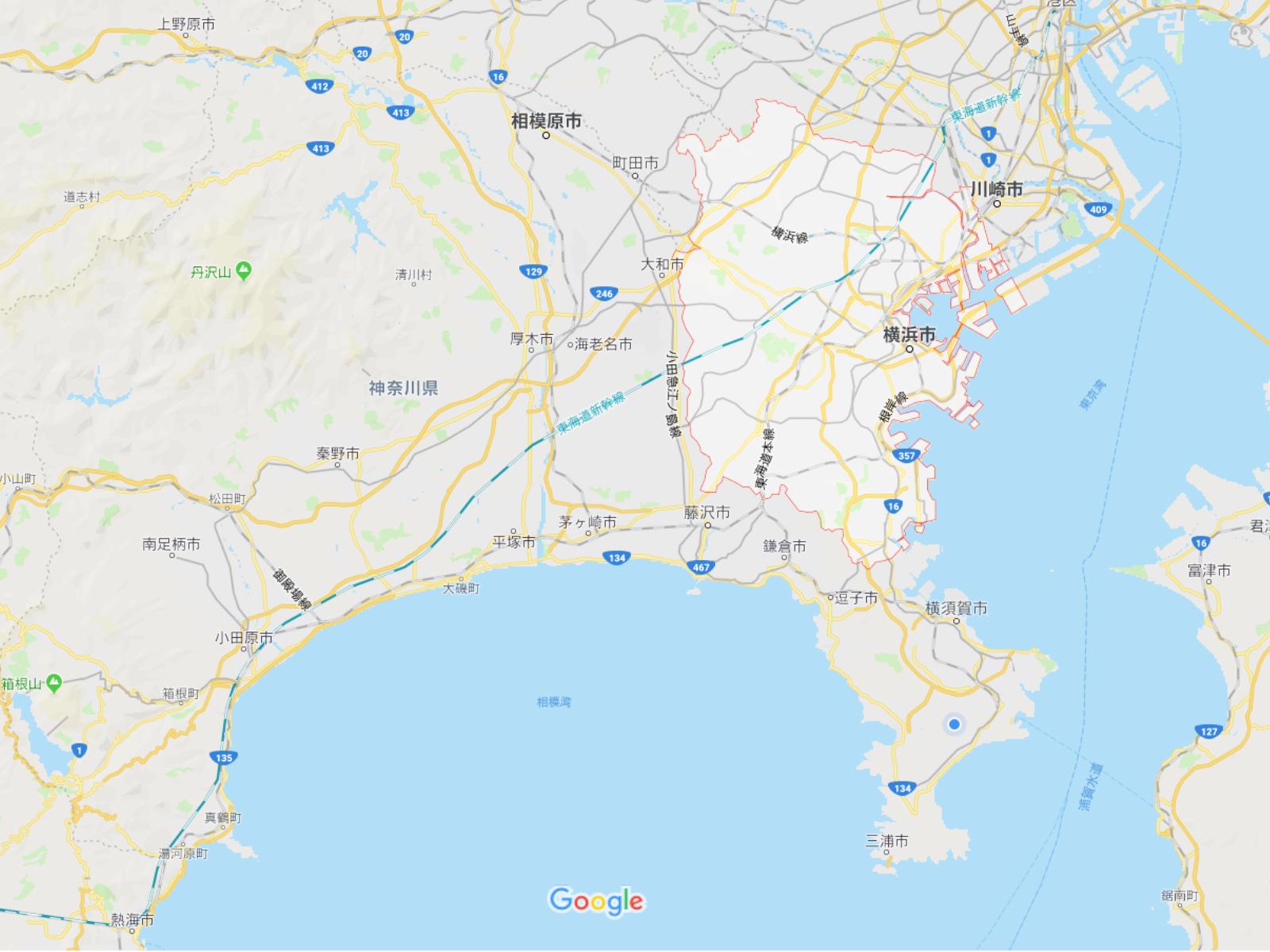 横浜や湘南はどんな環境?