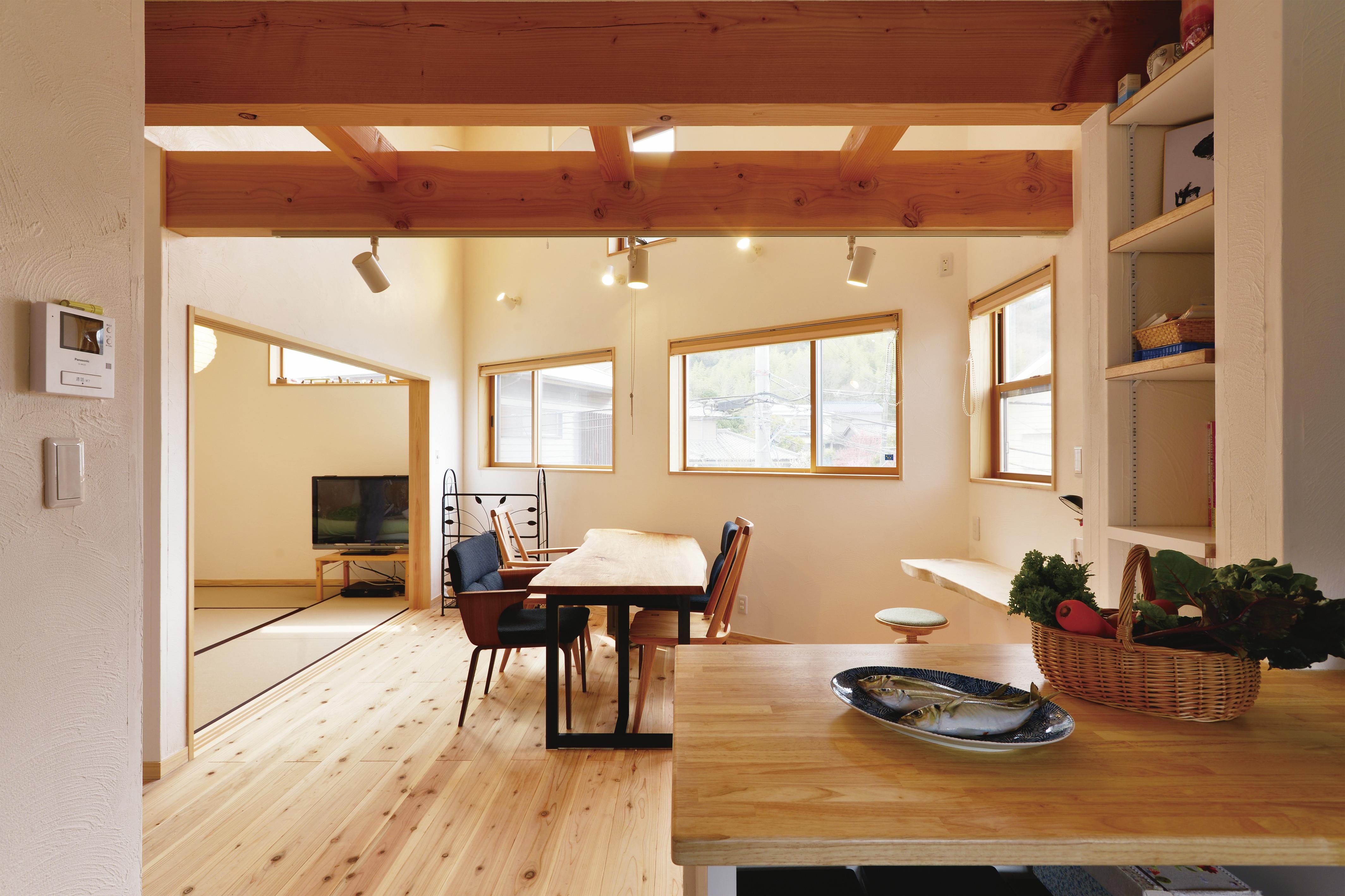 居室は東南を基準に考えましょう 実例