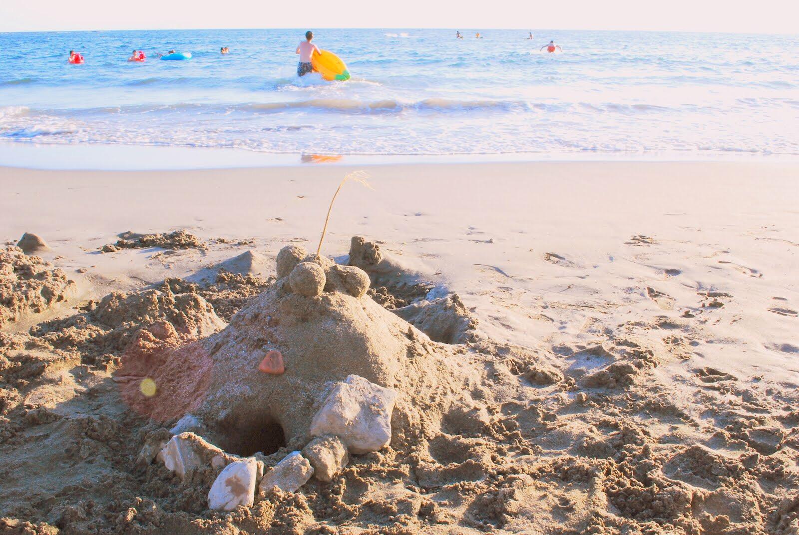 見落としがちな砂対策