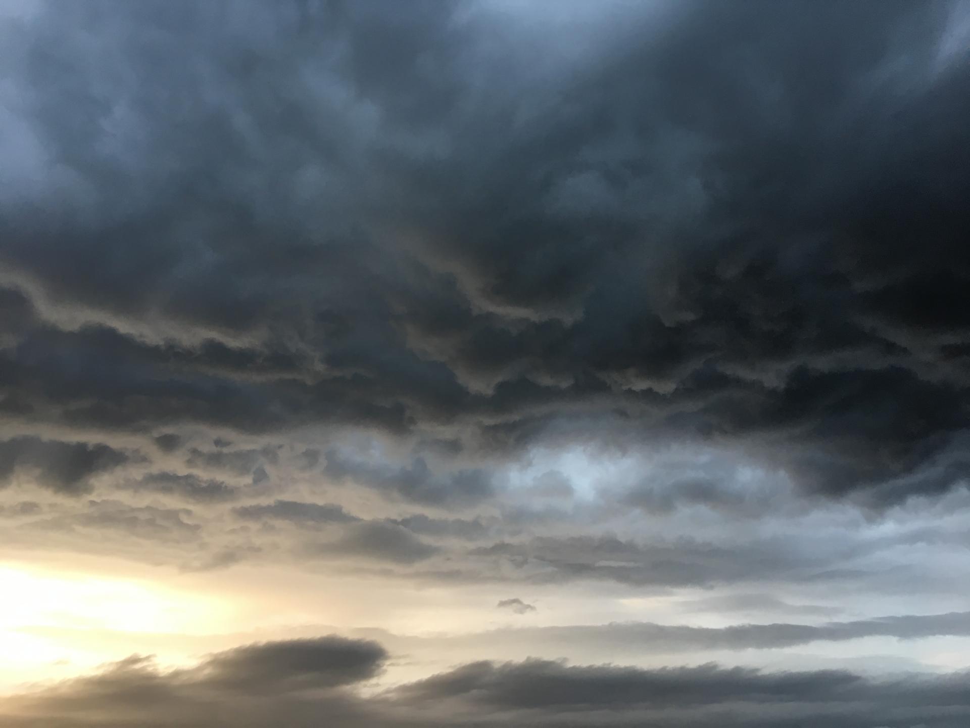 悪天候時の対策